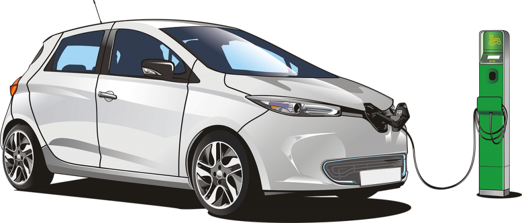 car, electric car, auto
